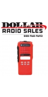 New Red Refurbished Front Housing for Motorola HT1250 16CH Two Way Handheld Radios